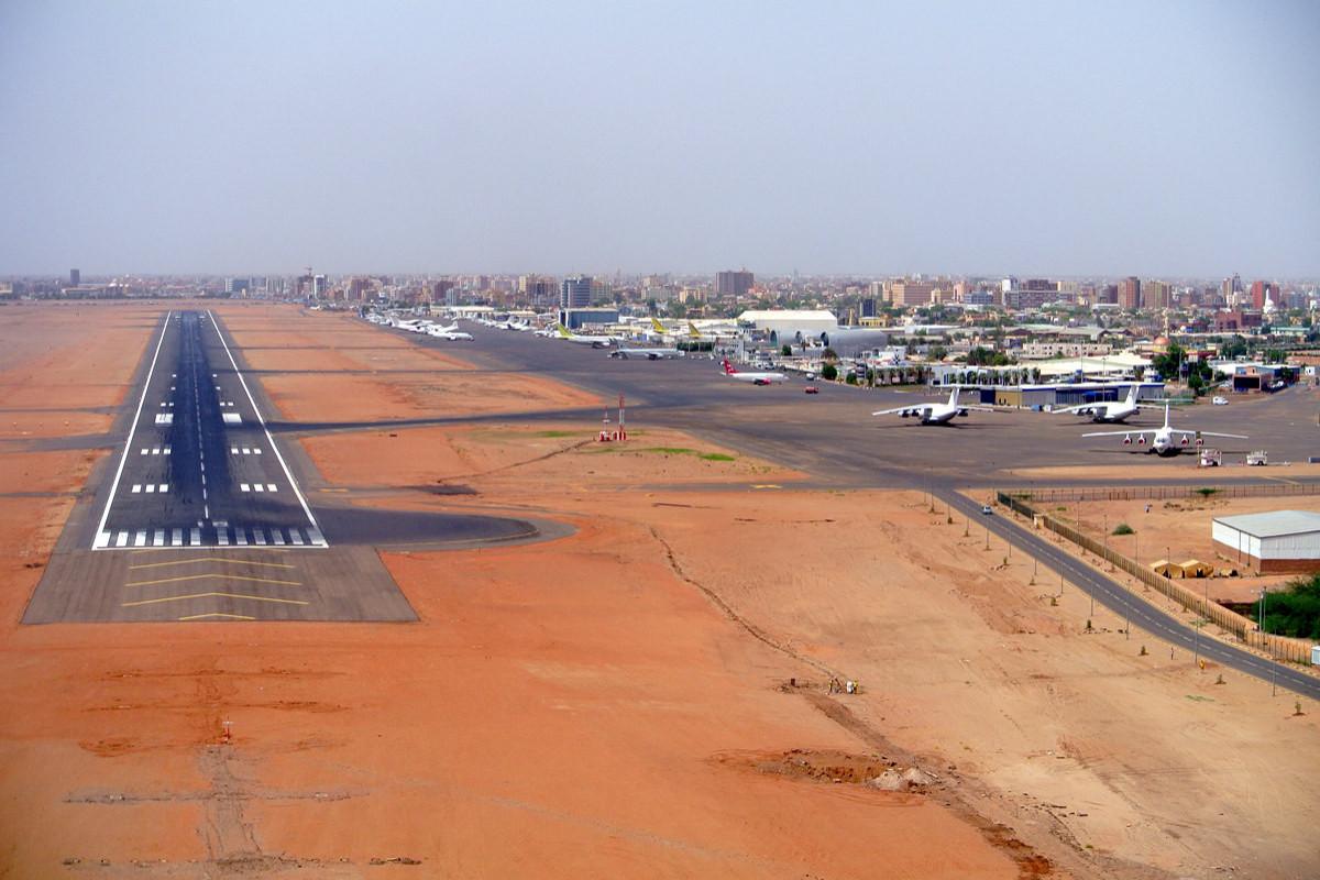 Khartoum airport