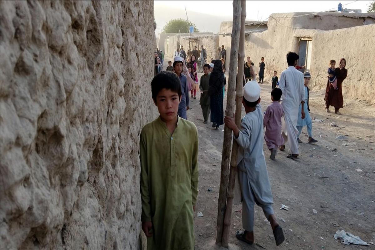В ООН заявили, что более половины населения Афганистана находится на грани голода