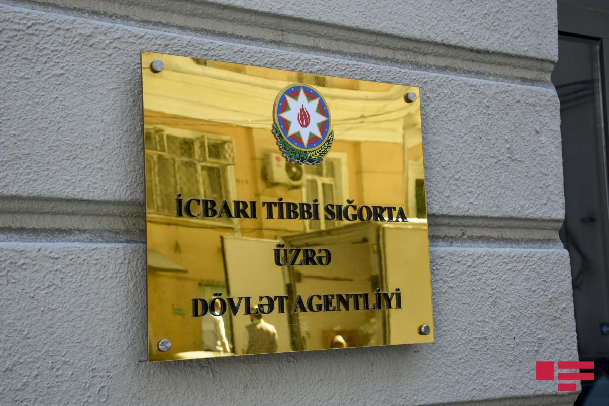 İcbari Tibbi Sığorta üzrə Dövlət Agentliyi