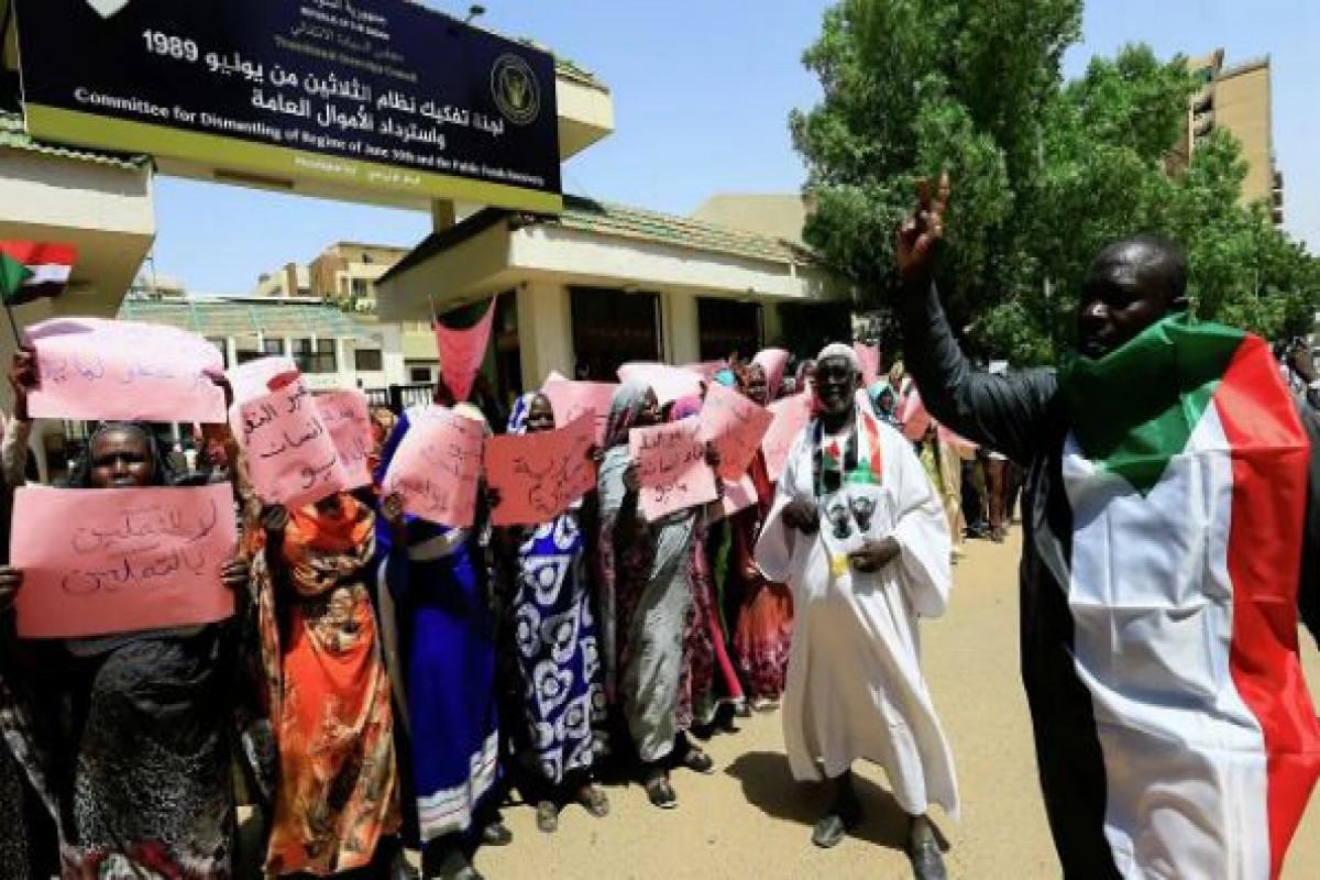 Два человека погибли при разгоне демонстрации в Судане