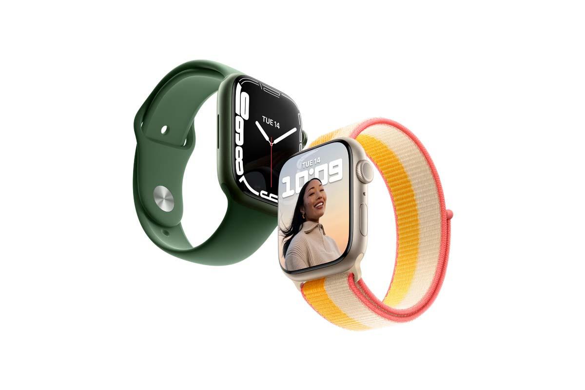 """Apple Watch Series 7"" artıq satışda - <span class=""red_color"">FOTO"