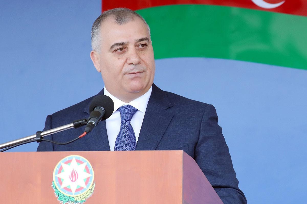 DTX-nin rəisi, general-polkovnik Əli Nağıyev