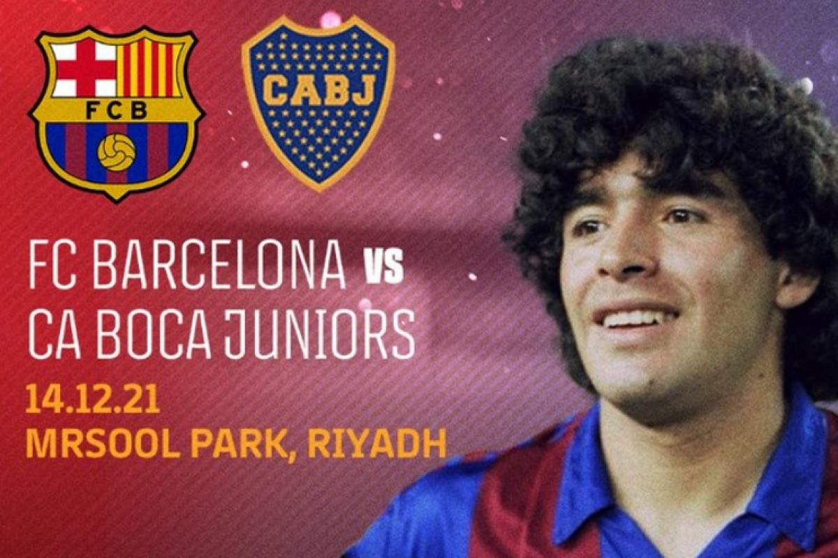 Maradonanın xatirəsinə həsr olunan oyun keçiriləcək
