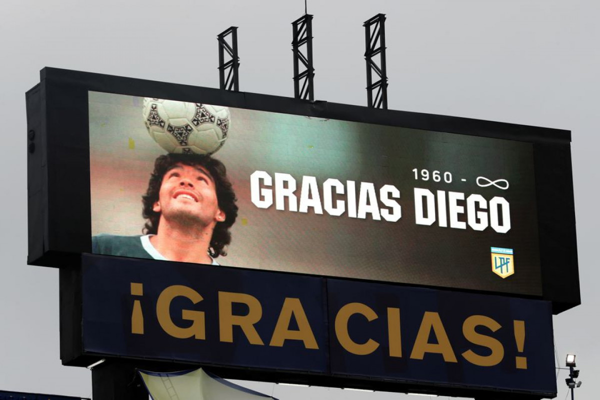 Barcelona to play Boca Juniors in friendly tribute to Maradona