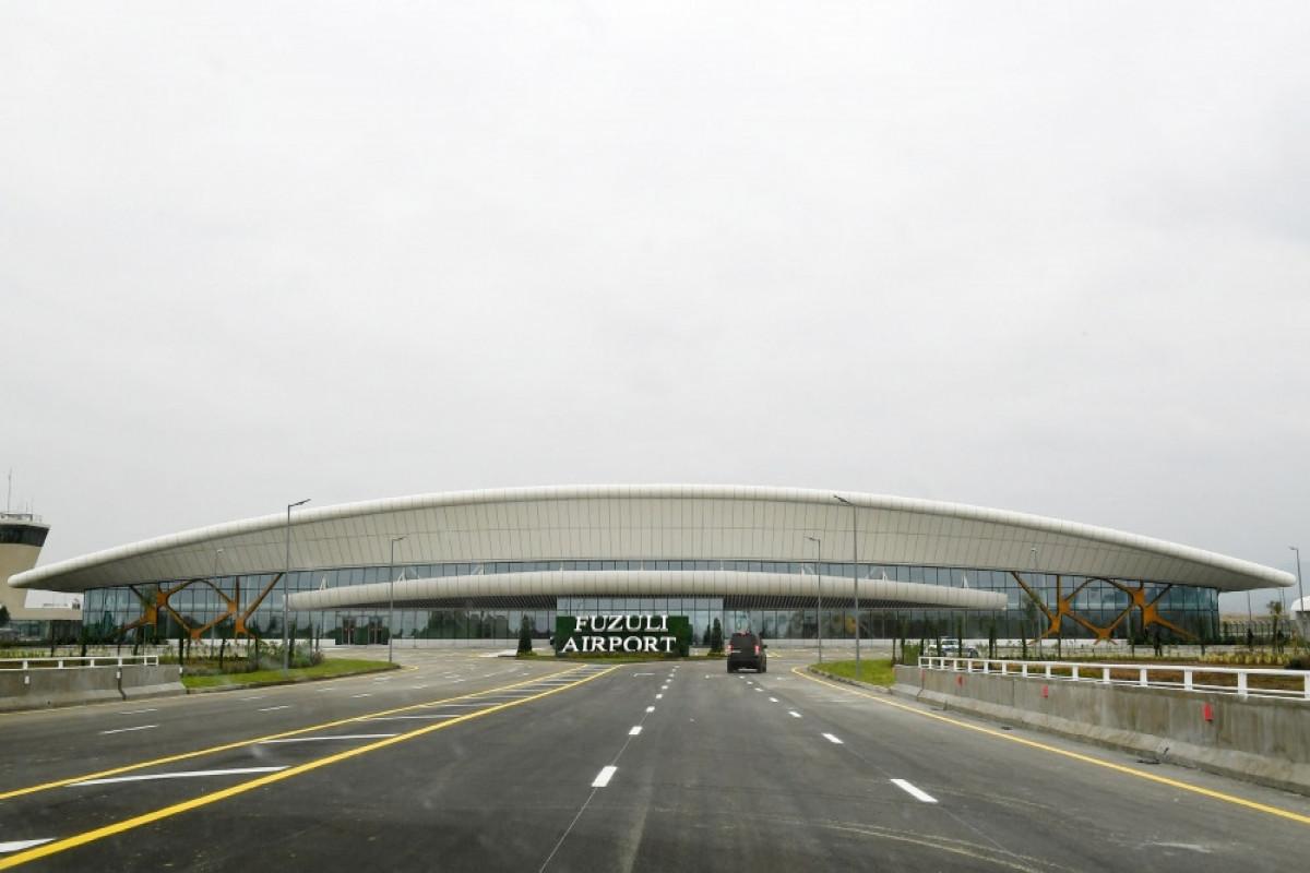 Физулинский международный аэропорт