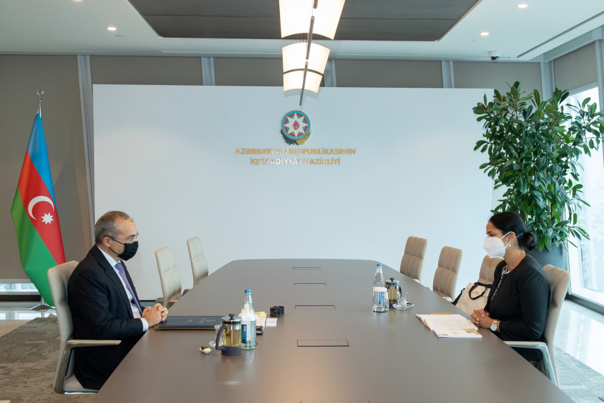 Azerbaijan discusses cooperation with World Bank in restoration of liberated territories