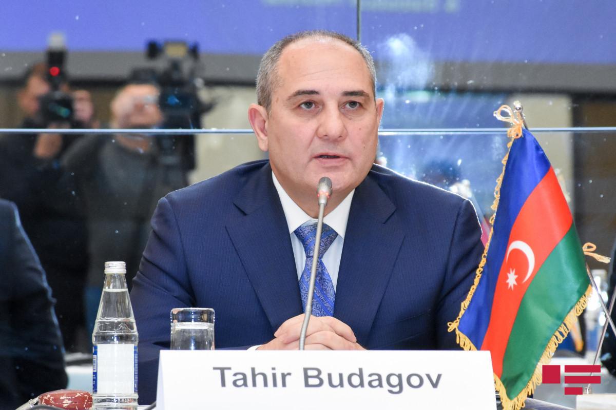 Yeni Azərbaycan Partiyası Sədrinin müavini – Mərkəzi Aparatın rəhbəri Tahir Budaqov