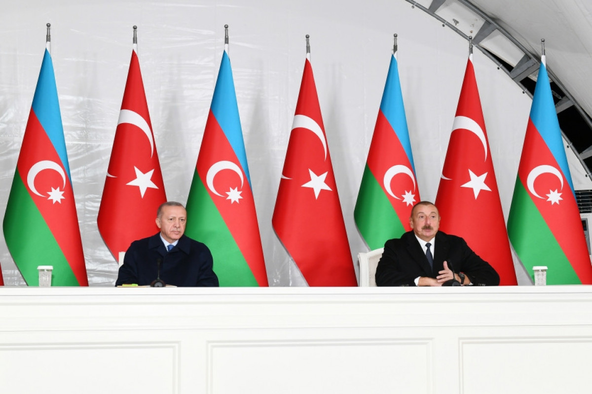 Ильхам Алиев назвал очередной визит президента Турции в Азербайджан примером истинного братства