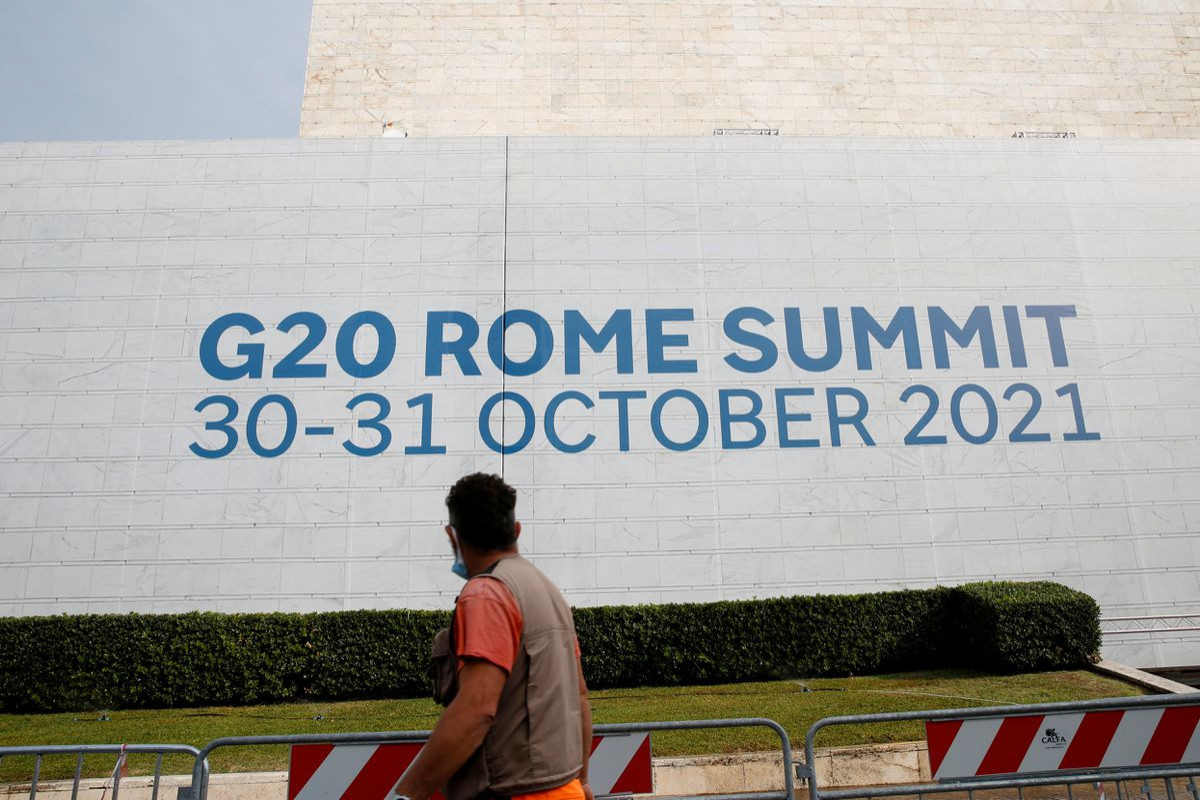 Biden heads to G20 to talk energy prices, supply chain woes