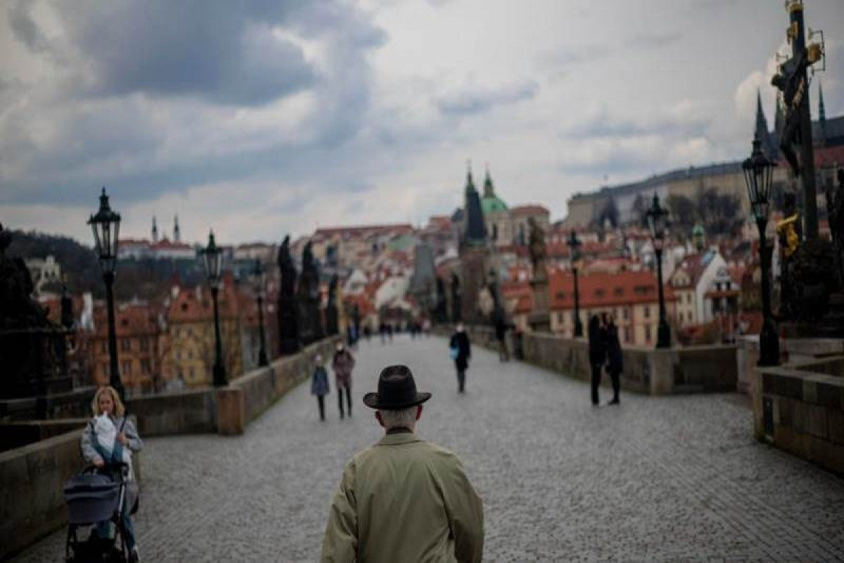 Daily virus cases hit 6-month high in Czechia