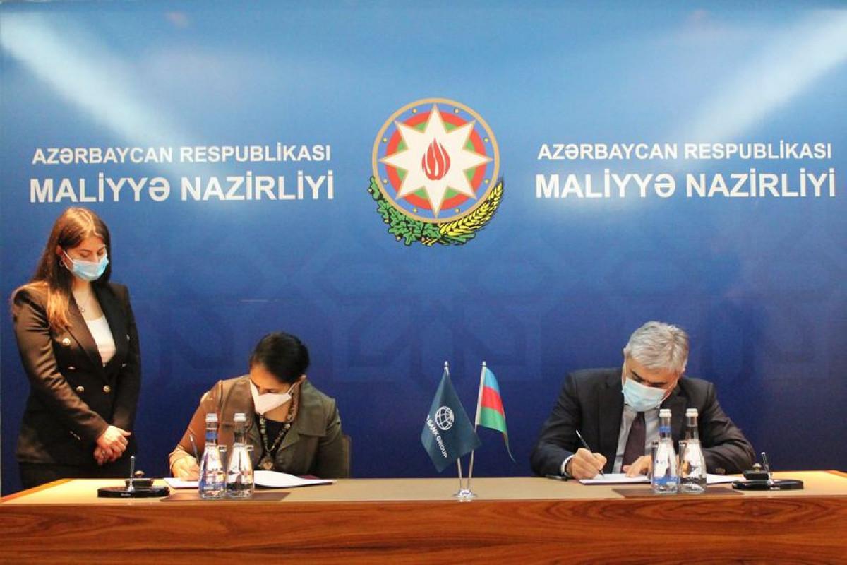 Азербайджан подписал новый кредитный договор с Всемирным банком