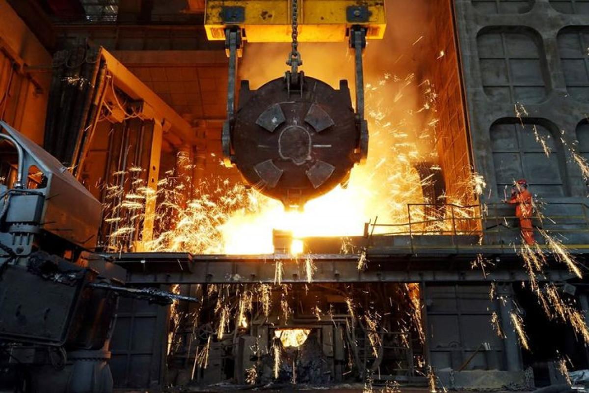 Qlobal polad istehsalı sentyabrda 9%-dək azalıb