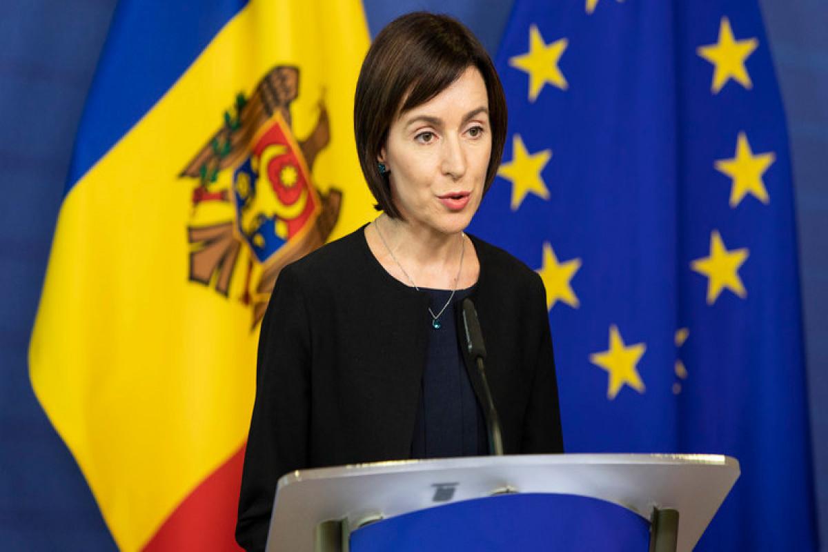 Maia Sandu, President of the Republic of Moldova