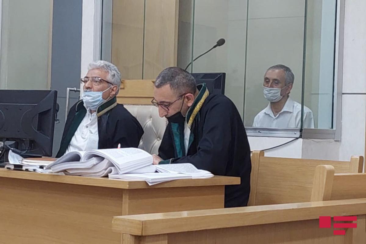 Суд по уголовному делу Илькина Сулейманова