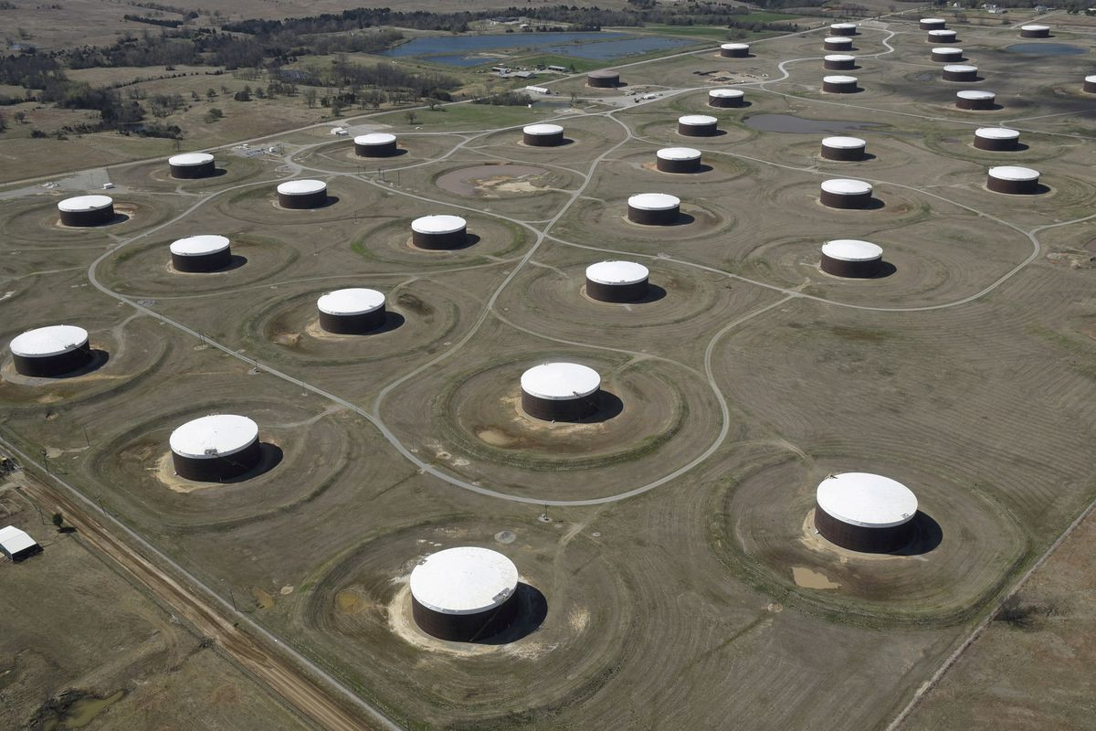 Oil steady ahead of OPEC+ supply decision
