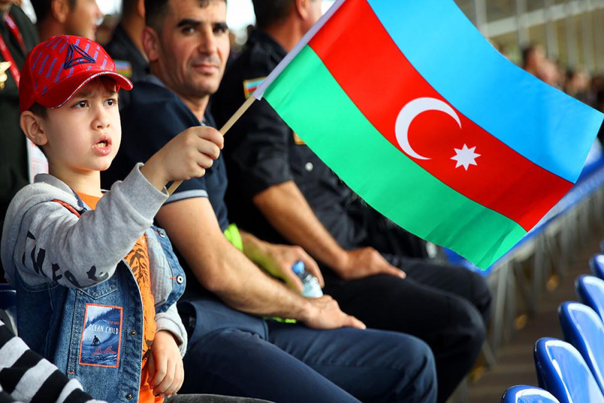 """""""Tank biatlonu"""" müsabiqəsinin yarımfinal mərhələsi keçirilir - VİDEO"""