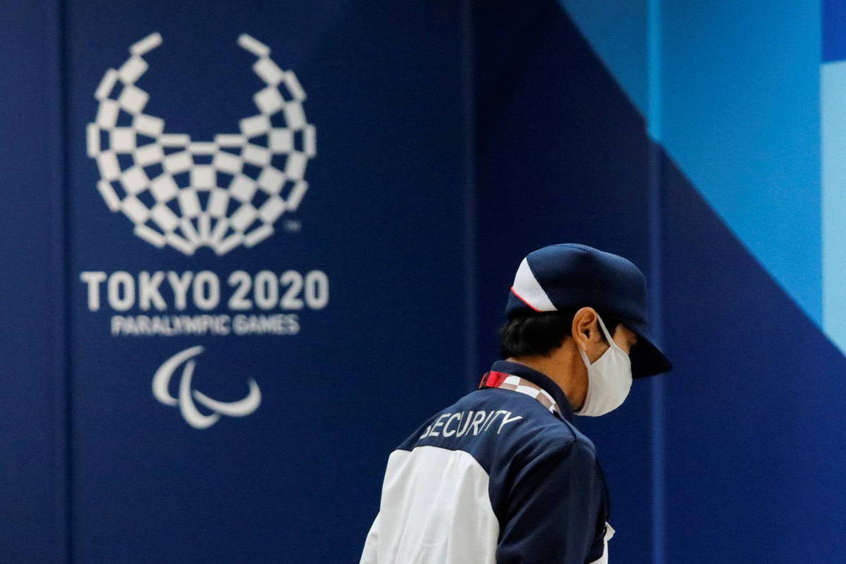 Seven people contract coronavirus at Tokyo Paralympics over past 24 hours