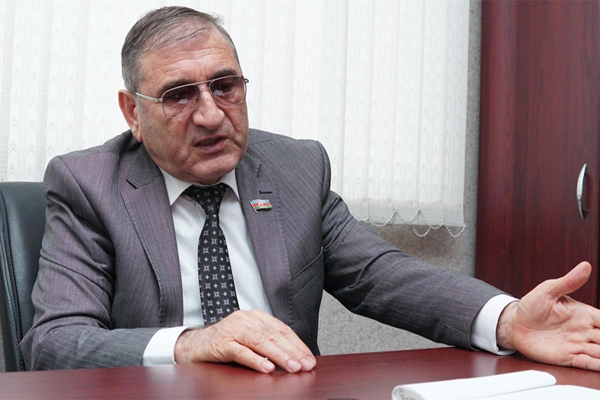 Депутат Таир Рзаев