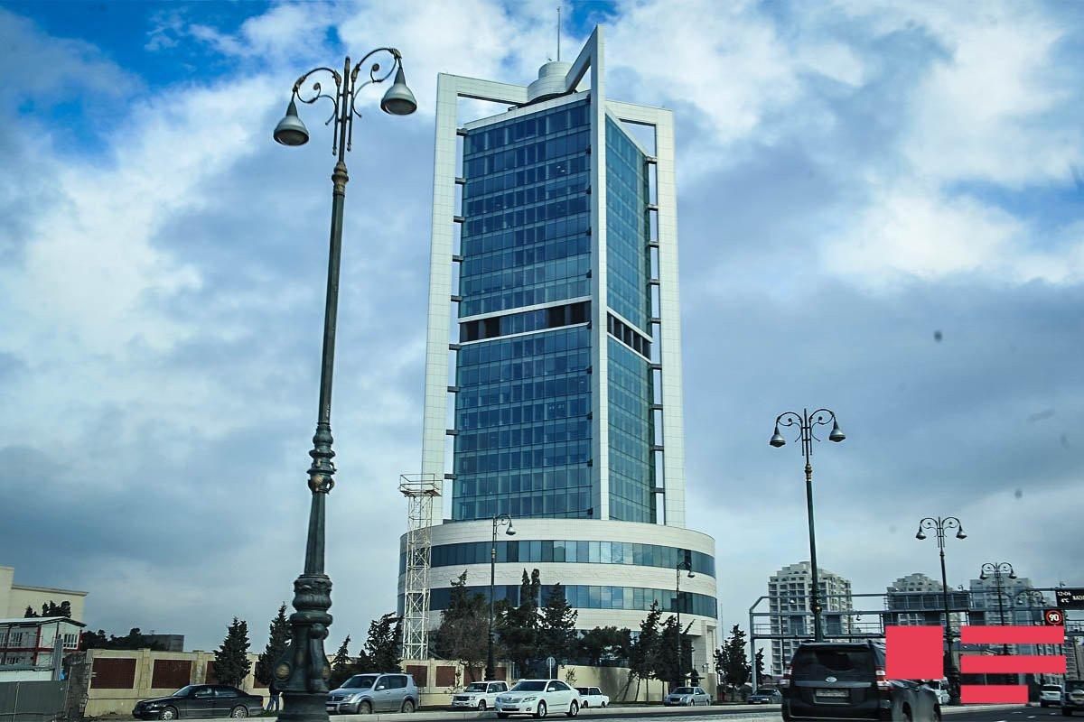 Administrative building of SOFAZ