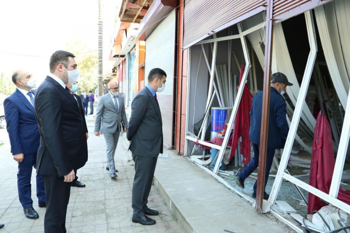 Устраняется ущерб, причиненный предпринимателям в результате провокации Армении