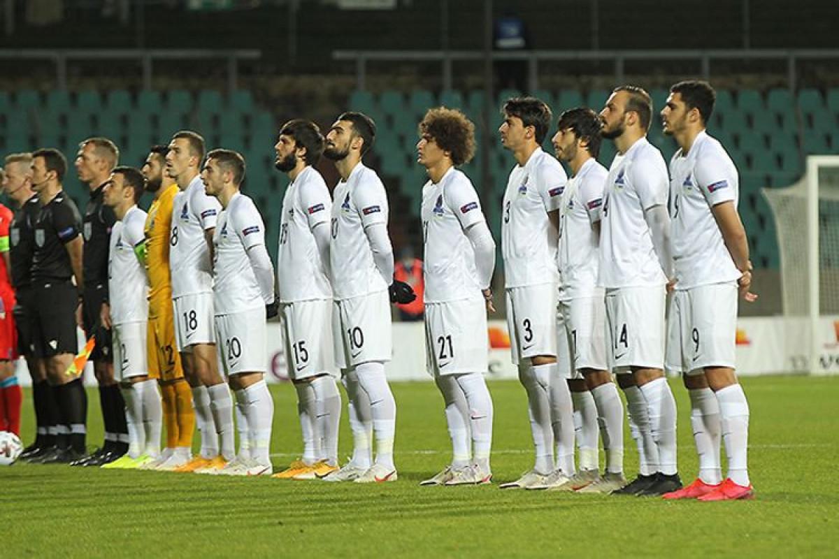 Отбор ЧМ-2022: Азербайджан проиграл Люксембургу