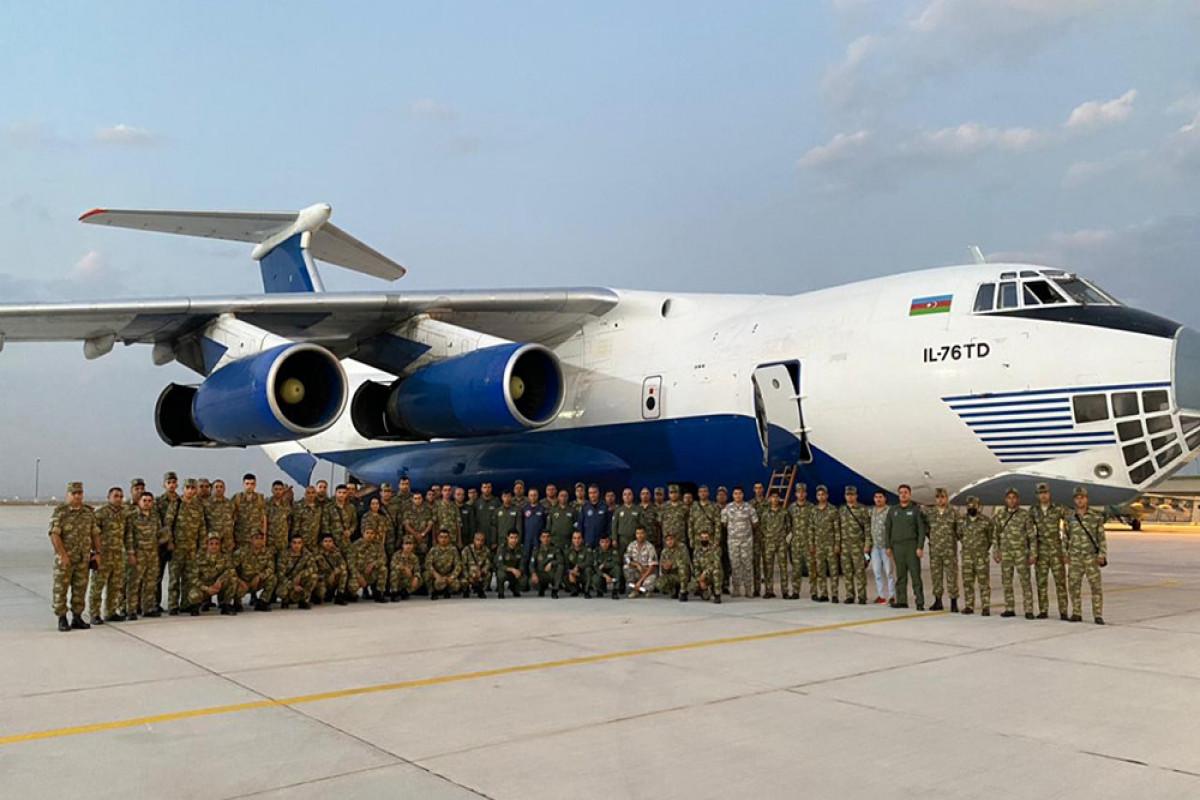 Экипаж, отправившийся на учения «Сокол ТурАз - 2021», находится в Турции