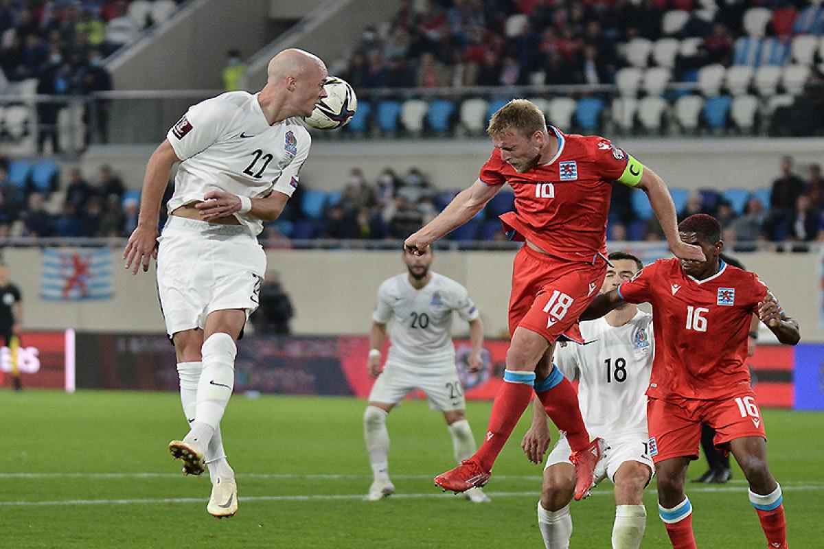 Сборная Азербайджана повторила свой антирекорд