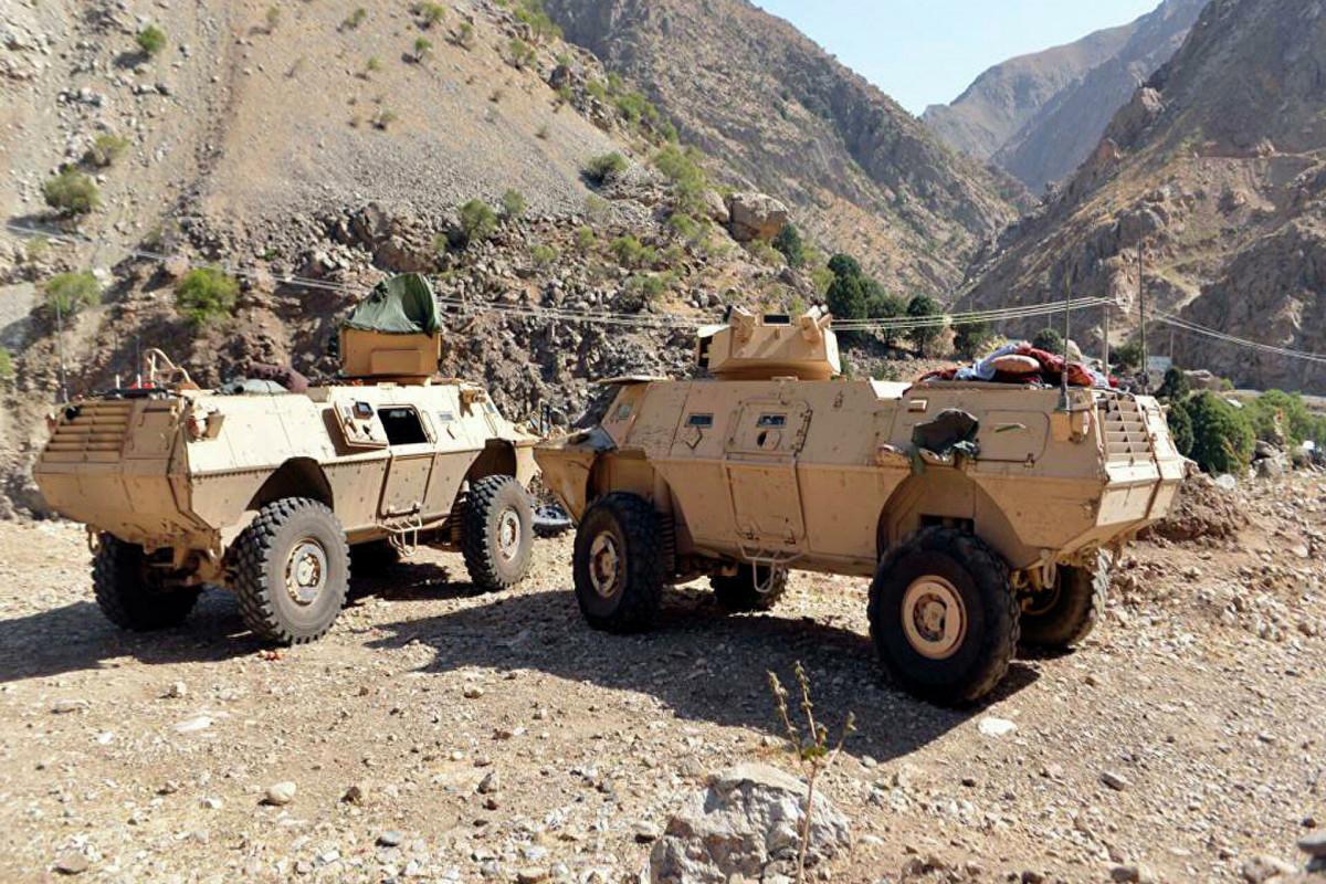 Ополченцы в Панджшере передали талибам тела их бойцов, погибших в столкновениях