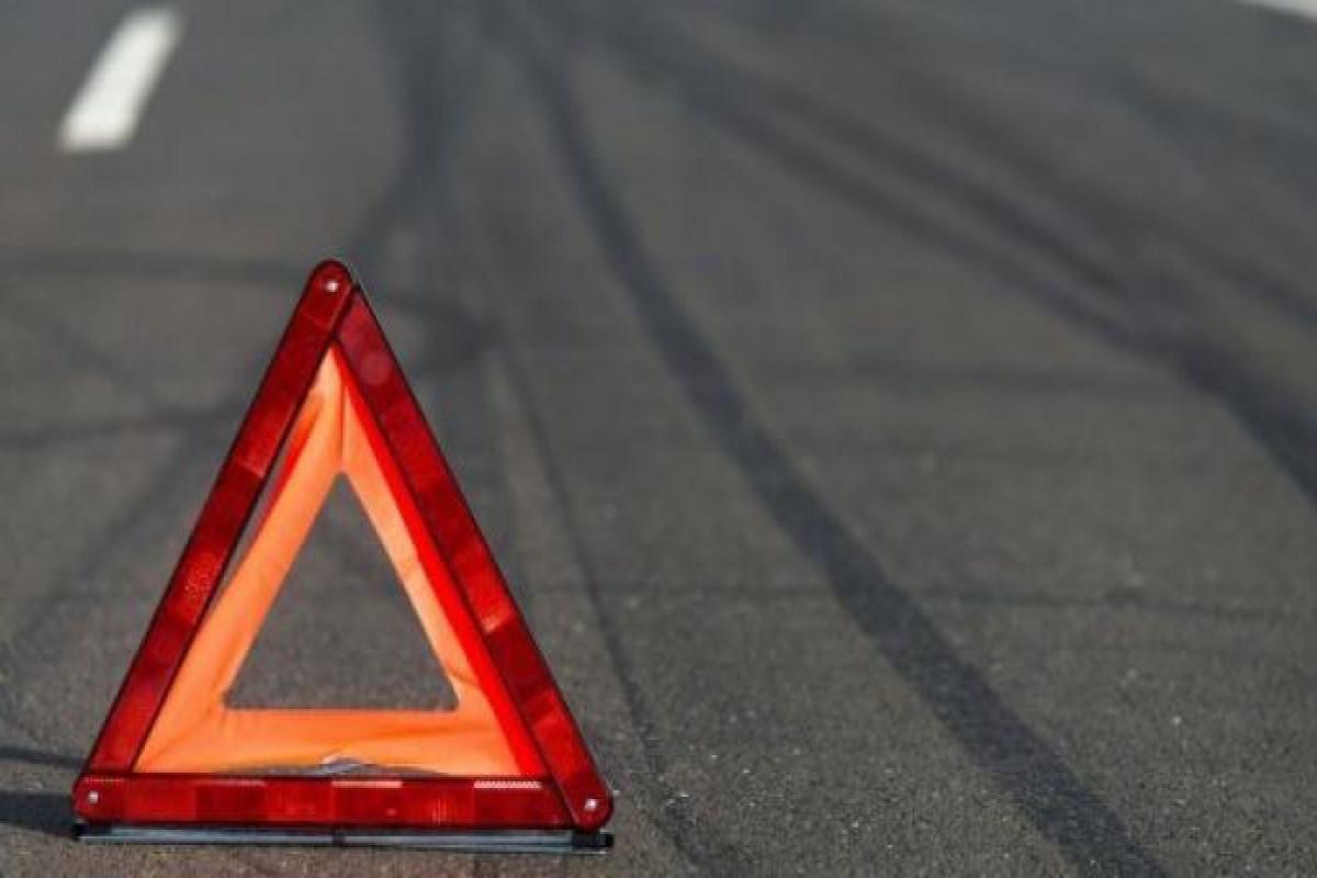 В Агстафе машина сбила двух детей, один из них умер