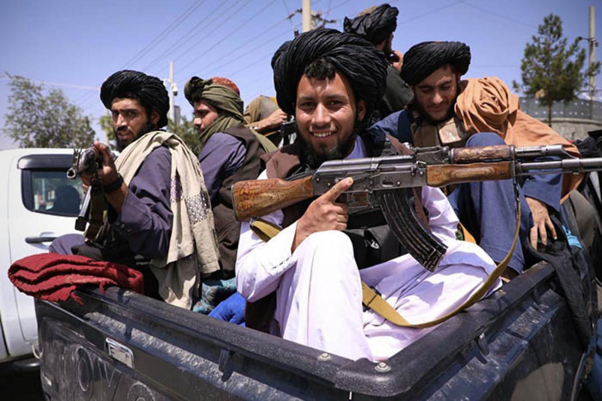 В Кабуле празднуют захват Панджшера