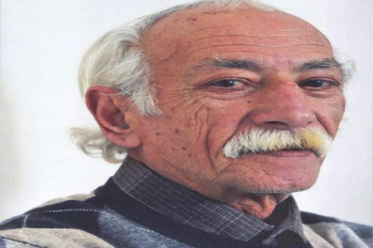 народный художник Азербайджана Ариф Газиев
