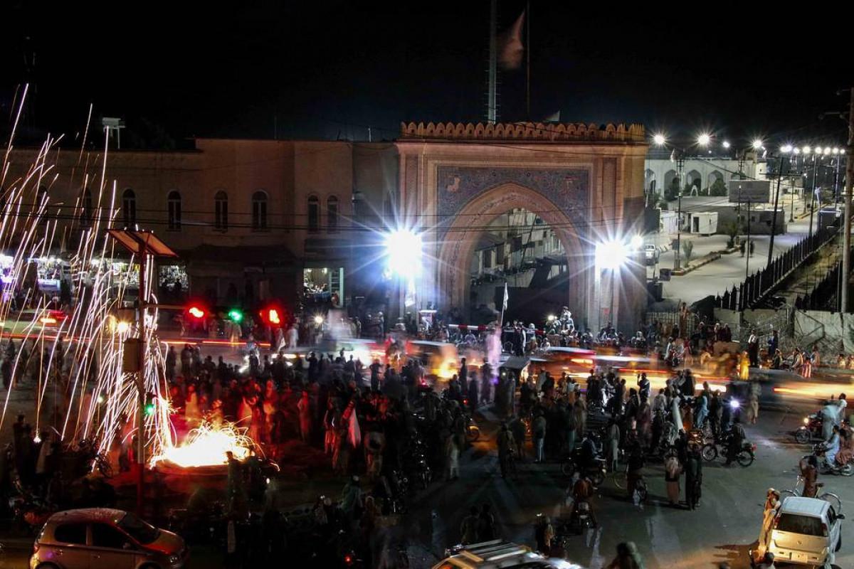 В Кабуле в результате беспорядочной стрельбы в воздух погибли 17 человек