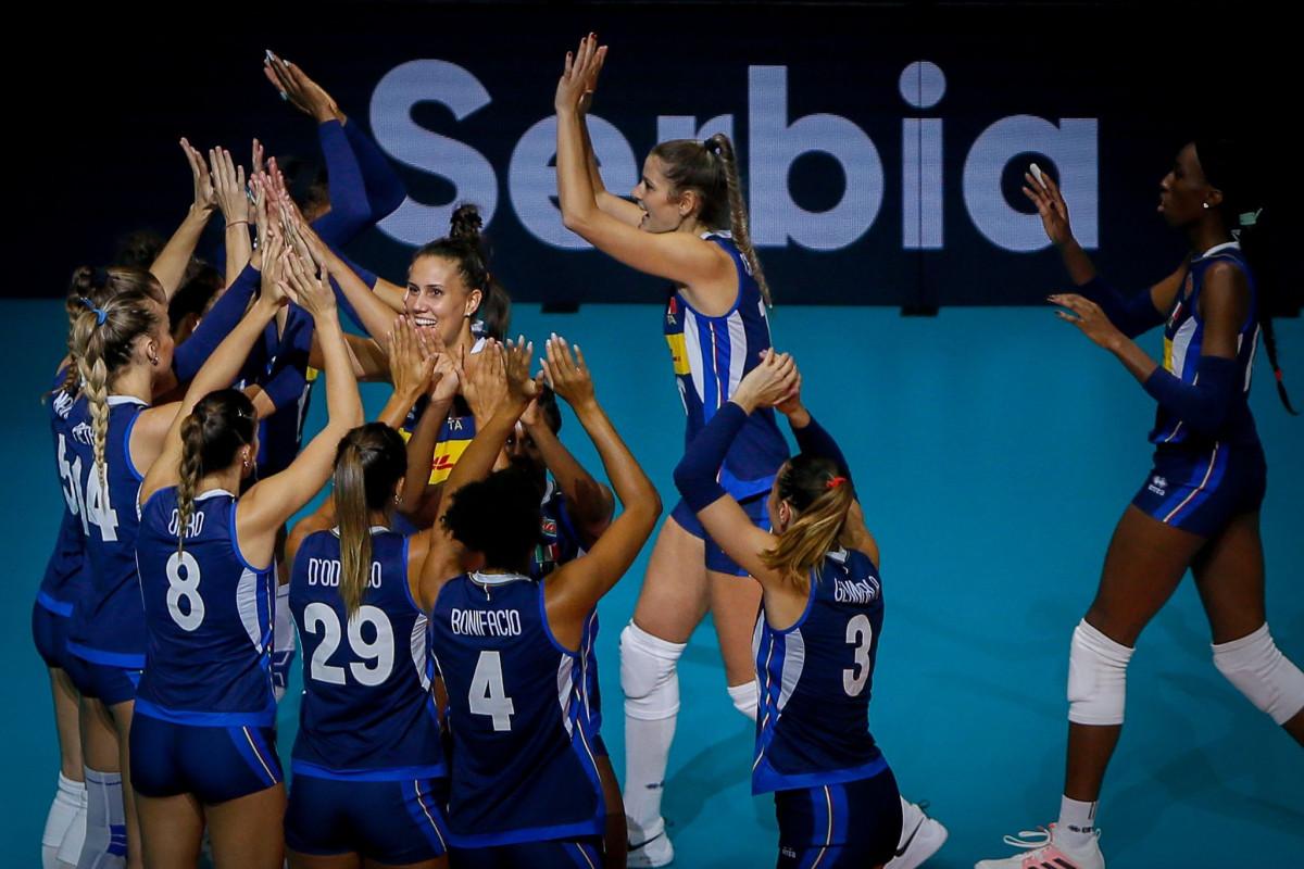 İtaliya 3-cü dəfə Avropa çempionu olub, Türkiyə bürünc medal qazanıb