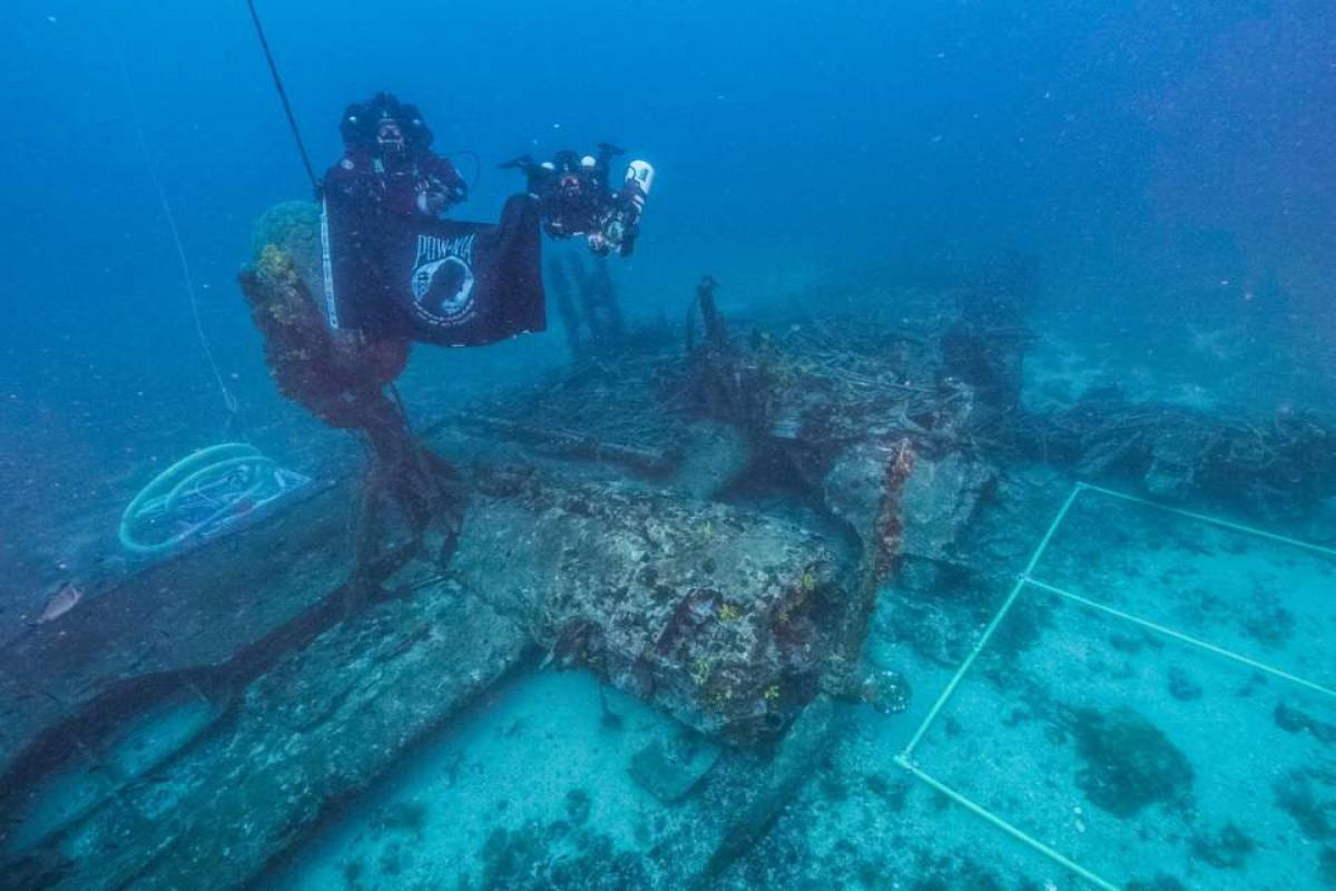 Bermud üçbucağında itdiyi ehtimal olunan pilotlarla bağlı yeni detallar aşkar olunub - FOTO