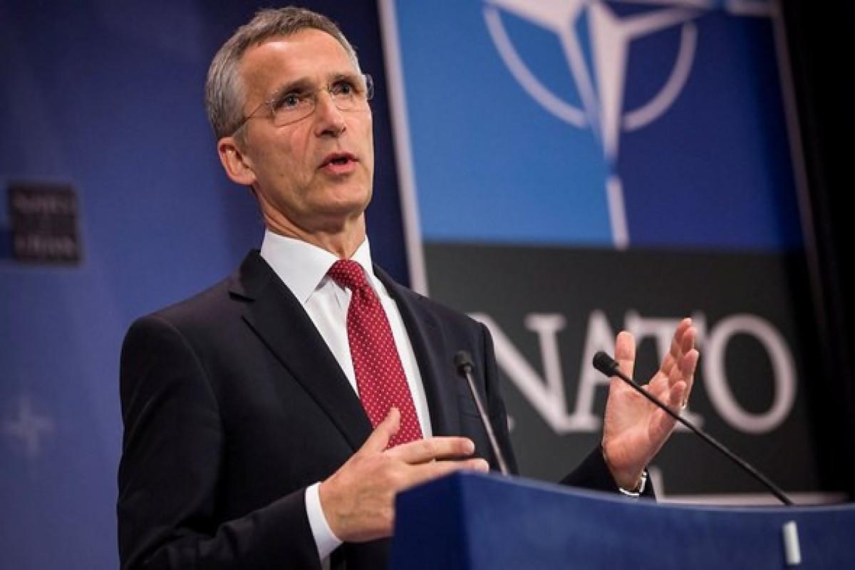 """Столтенберг: """"Cоздание ЕС собственных вооруженных сил может разобщить Европу и НАТО"""""""