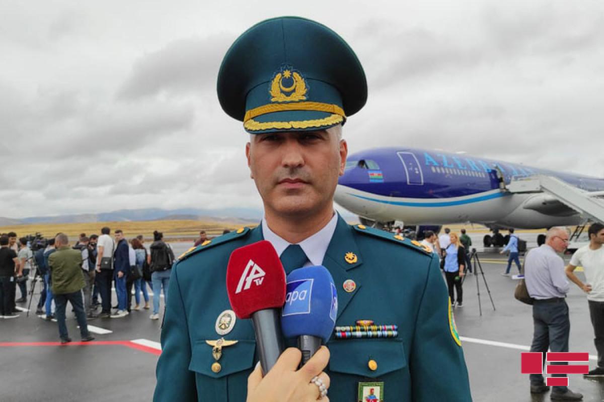Rəşad Məşədiyev, Dövlət Sərhəd Xidmətinin Mətbuat Mərkəzinin əməkdaşı, polkovnik-leytenant