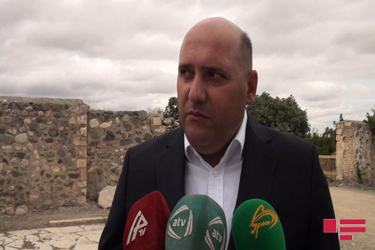 Emin Hüseynov,  Azərbaycan Respublikası Prezidentinin xüsusi nümayəndəsi