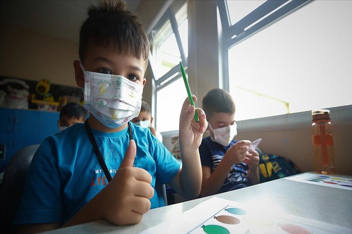 В турецких школах начался новый учебный год в очном формате