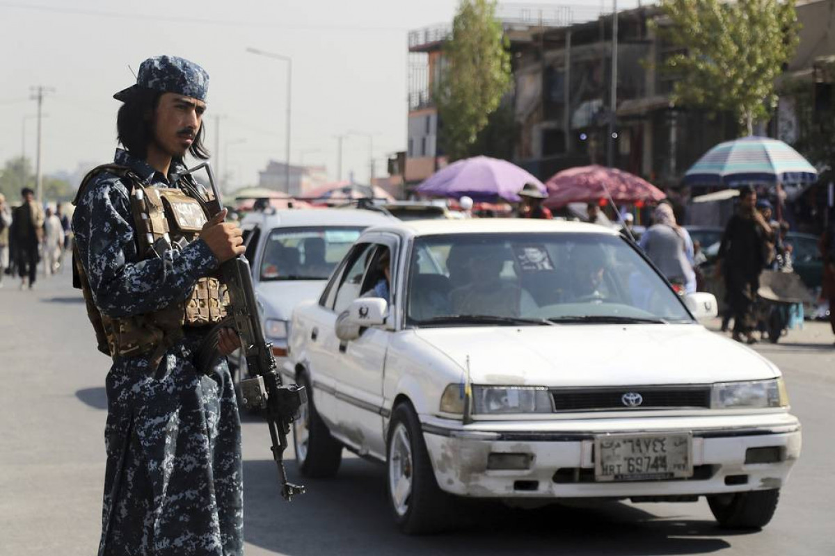 «Талибан»: Война в Афганистане окончена