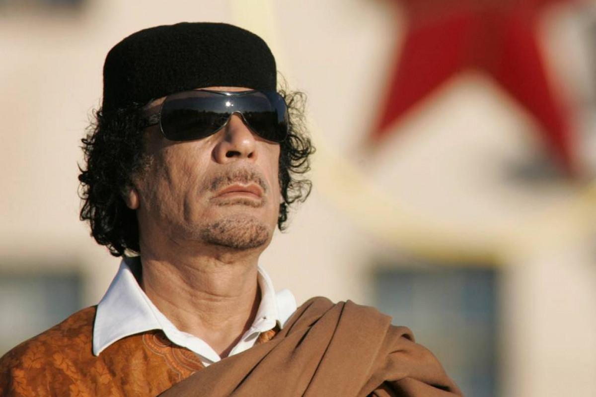 Останки Муаммара Каддафи передадут его племени в Сирте через 10 лет после убийства