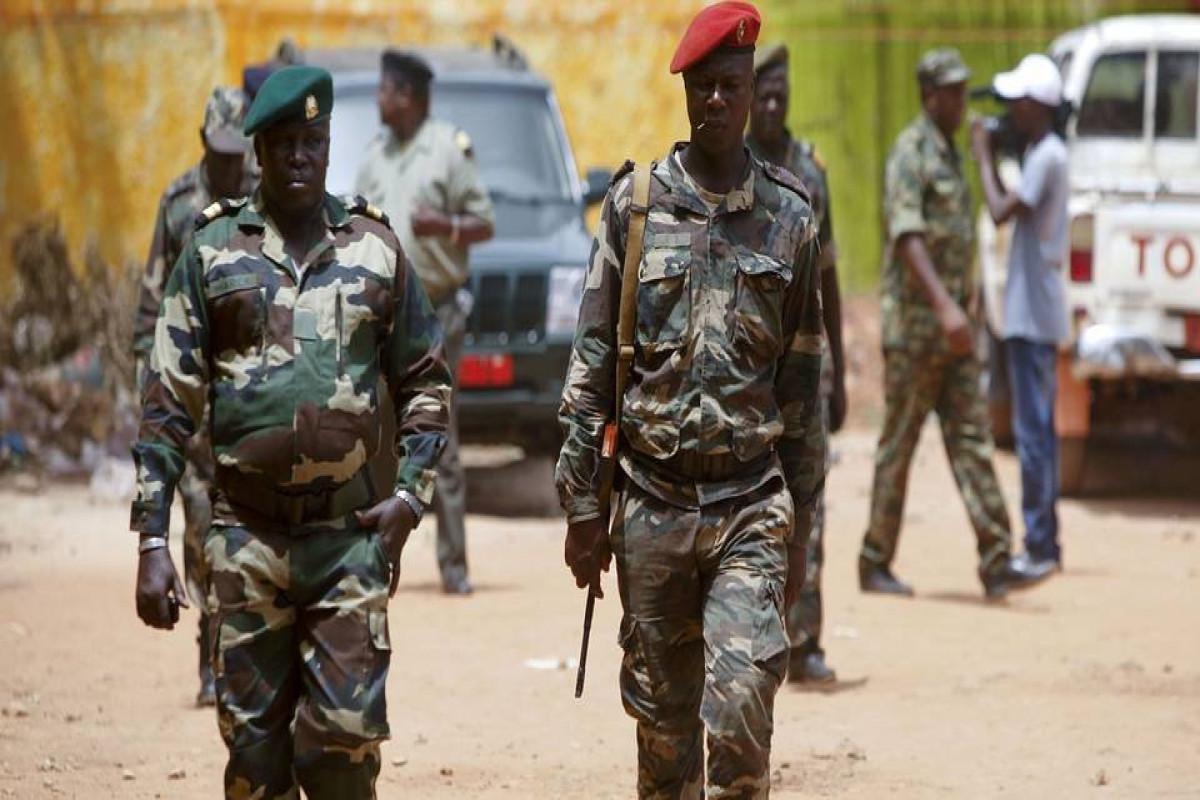 Лидер мятежников Гвинеи заявил, что страну ждет переходный период
