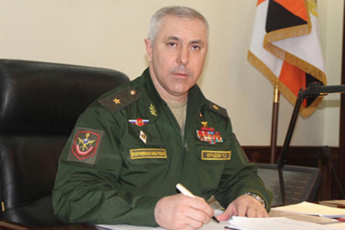 генерал-лейтенантРустам Мурадов