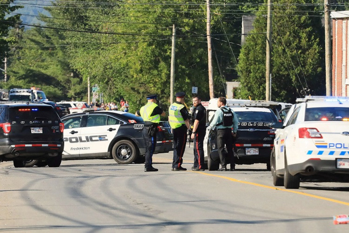 Kanadada atışma zamanı iki nəfər ölüb