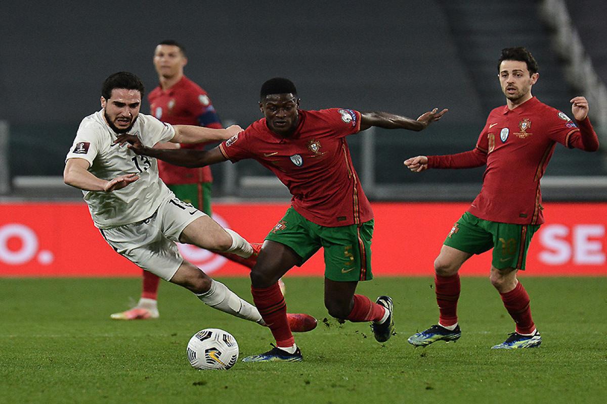 ЧМ-2022: Сборная Азербайджана сыграет с Португалией