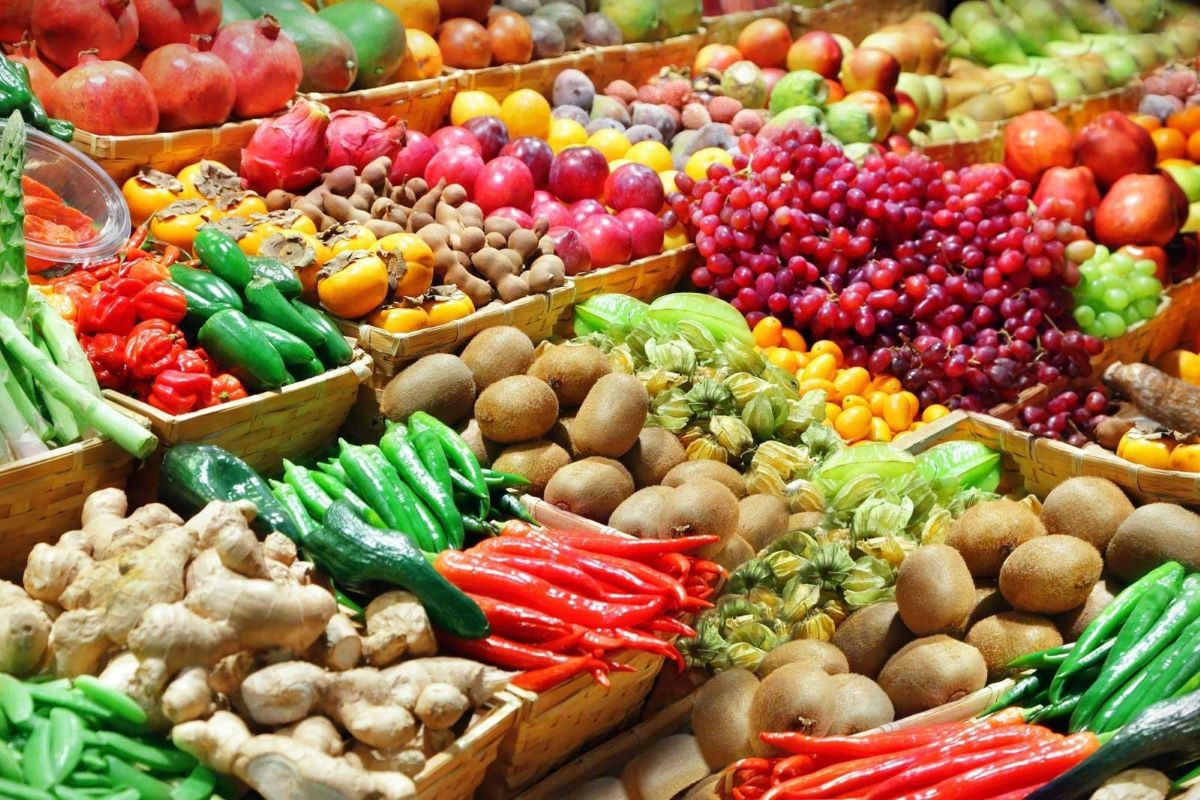 Azerbaijan decreased fruit and vegetable export by more than 3%