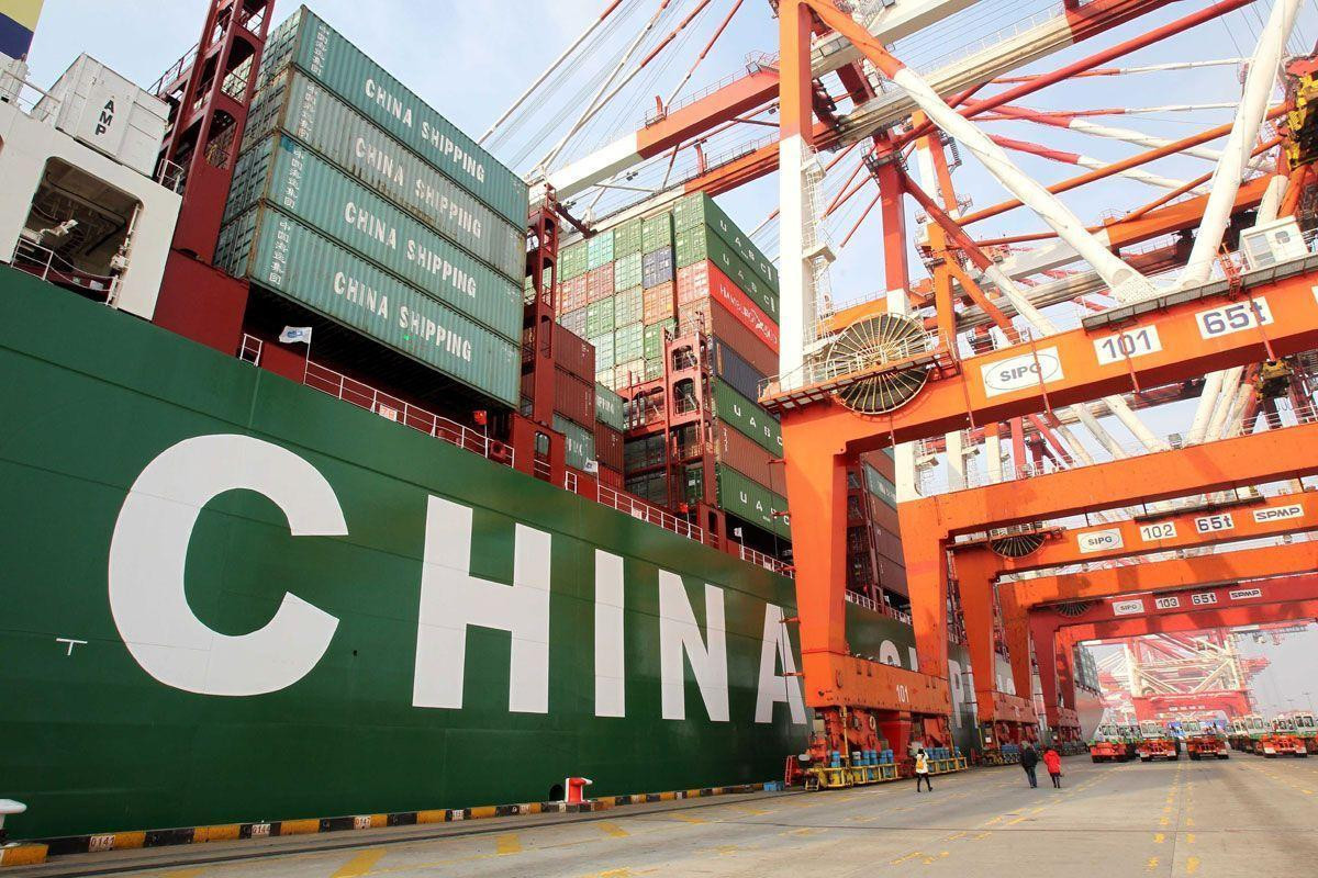 Çinin ixracı kəskin artıb