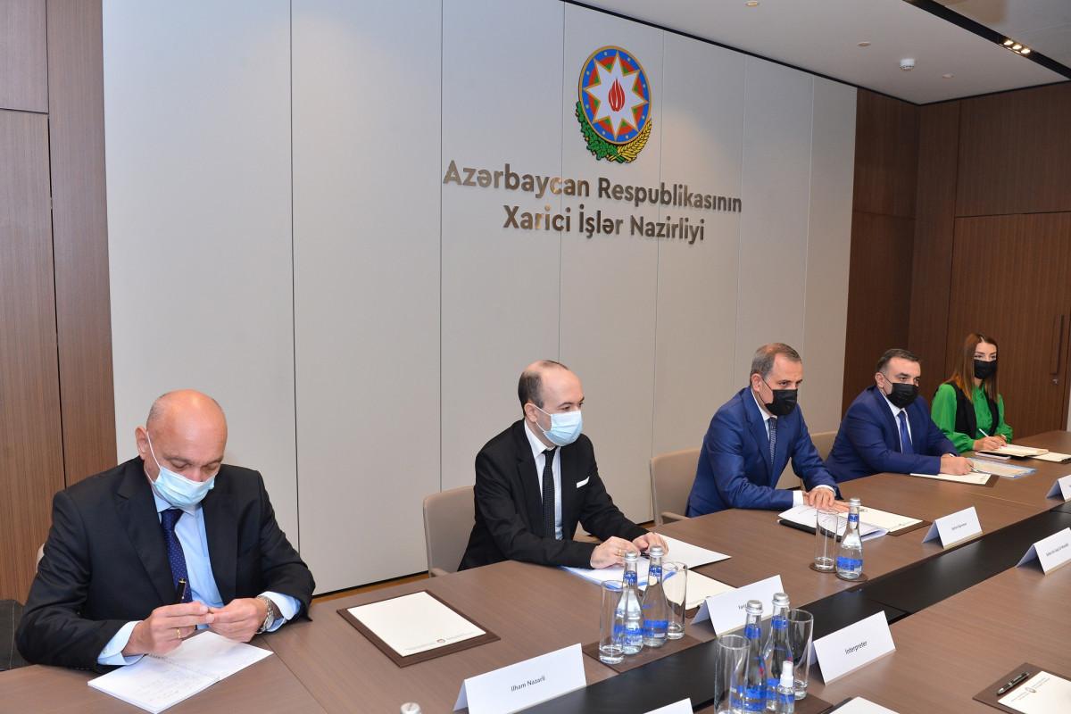 Azerbaijani FM reiterates Baku is ready to normalize relations with Yerevan