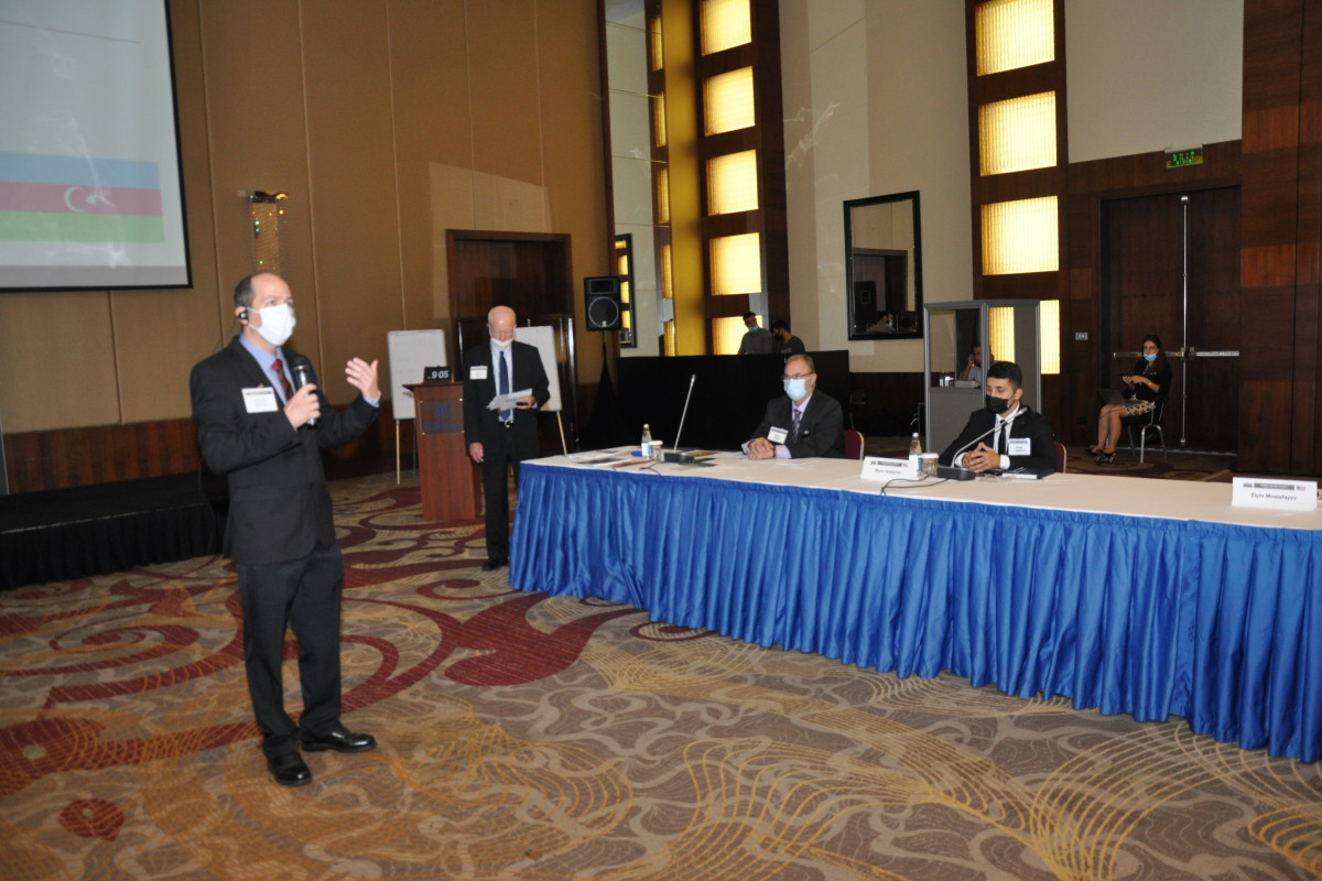 US specialists hold seminar for Azerbaijan's MES employees-PHOTO