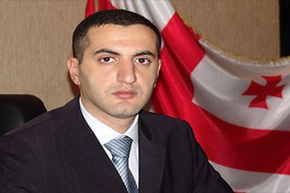 Gürcüstanın sabiq müdafiə naziri Davit Kezeraşvili