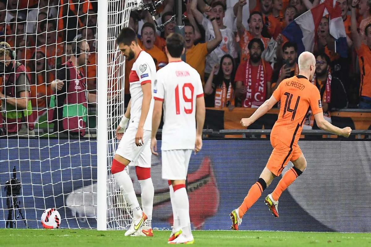 ЧМ-2022: Нидерланды забили 6 голов Турции